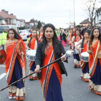 50th Mahotsav Day 7 Nagar Yatra