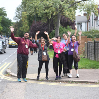 Charity Walk 13-09-2015