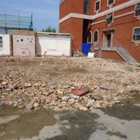 Constrution of New building