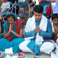 Ghanshayam Education Bhoomi Poojan 19th July 2013