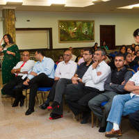 Gujarati School Award Presentation 2012