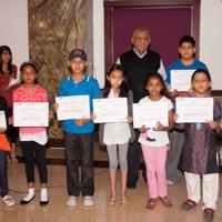Gujarati School Awards Presentation 2011