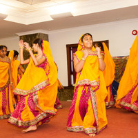 Gujarati School Christmas Party 2014