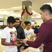 Gujarati School Christmas Party 2017