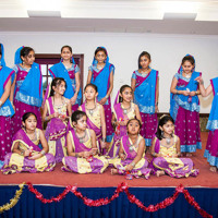 Gujarati School Christmas Party