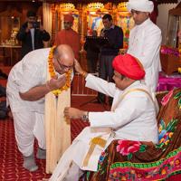 Rakeshprasadji Maharaj Visit