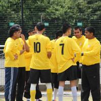 UK Swaminarayan League Cup 2012